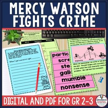 Mercy Watson Fights Crime Book Companion