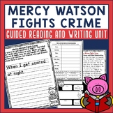 Mercy Watson Fights Crime Activities | Distance Learning