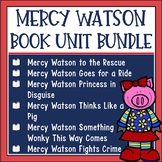 Mercy Watson Bundle | Distance Learning