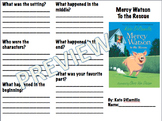 Mercy Watson to the Rescue Guided Reading Pamphlet