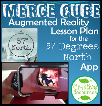 Merge Cube 57 Degrees North Augmented Reality App Vocabulary Unit