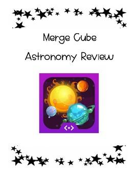 Merge Cube Astronomy