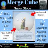 Merge Cube Snow Globe
