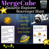 Merge Cube - Solar System Scavenger Hunt