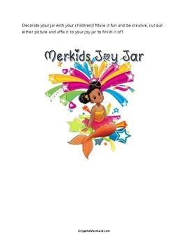 Merkids Joy Jar