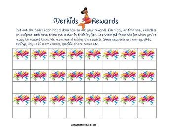 Merkids Task/ Chore List