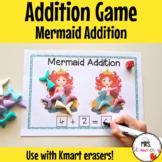 Mermaid Addition Game