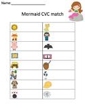 Mermaid CVC match