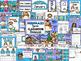 Mermaid Classroom Theme Decor Pack