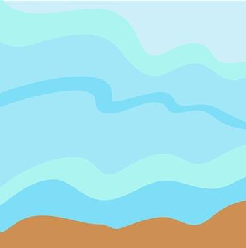 Mermaid Digital Clipart, Mermaid Clipart, Mermaid Clip Art
