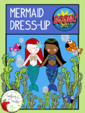 BOOM! Cards Token Game:  Mermaid Dress-Up & Feed the Fish