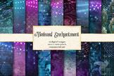 Mermaid Enchantment Digital Paper