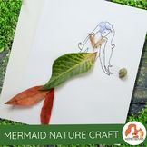 Nature Craft: The Little Mermaid