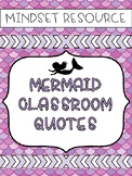 Mermaid Inspirational Quotes