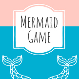 Mermaid - Pin the Tail on the Mermaid Game!
