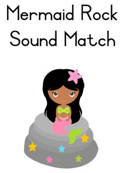 Mermaid Sound Match