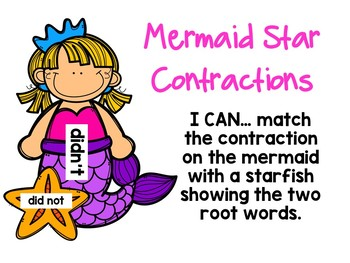 Mermaid Star Contractions