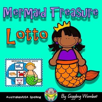 Mermaid Treasure Lotto