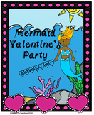 Mermaid Valentine's Pack Sampler