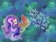 Mermaid and Sea Creature Posters