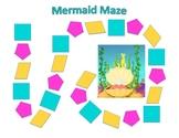 Mermaid board game