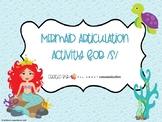 Mermaid /s/ Articulation Activity