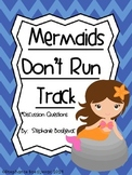 Mermaids Don't Run Track (Discussion Questions)