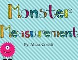 Merrily Measuring Monsters!
