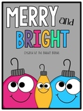 Christmas Literacy Centers with Crafts