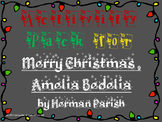 Merry Christmas Amelia Bedelia Activity Pack