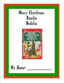 Merry Christmas, Amelia Bedelia by Peggy Parish - Fun Activity Book