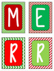 Merry Christmas Banner (Full-Color Version)