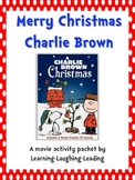 Merry Christmas Charlie Brown Movie Packet
