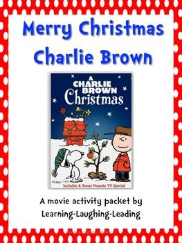 Christmas Charlie Brown.Merry Christmas Charlie Brown Movie Packet