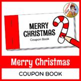 Merry Christmas Coupon Book