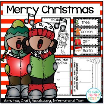 Merry Christmas...How we celebrate!