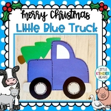 Little Blue Truck Craft: Christmas Craft: December Craft