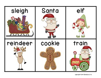 Merry Christmas, Magic Elf! Christmas Literacy and Math Centers