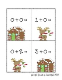 Merry Christmas Math Facts (Flash Cards)