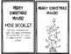 Merry Christmas Mouse By: Laura Numeroff (Sequencing & Mini Booklet)