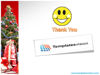 Merry Christmas PPT Template