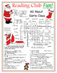 Merry Christmas Puzzle Set – Santa, North Pole Workshop, Reindeer and Customs
