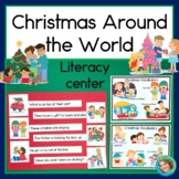 Christmas Around The World Sentence Picture Match Reading Center
