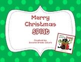 Merry Christmas, Splat!