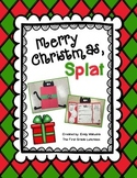 Merry Christmas, Splat! Reading Comprehension Craftivity