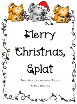 Merry Christmas, Splat Book Companion
