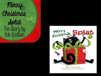 Merry Christmas Splat (book companion)
