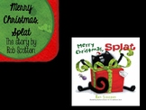 Merry Christmas Splat (book companion)