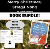 Merry Christmas, Strega Nona- Comprehension, Story Map and Character Exploration