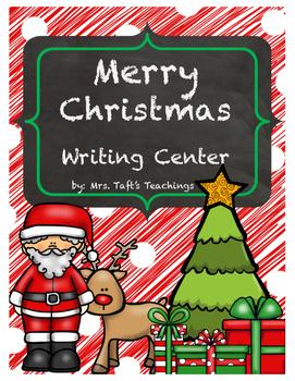 Merry Christmas Writing Center
